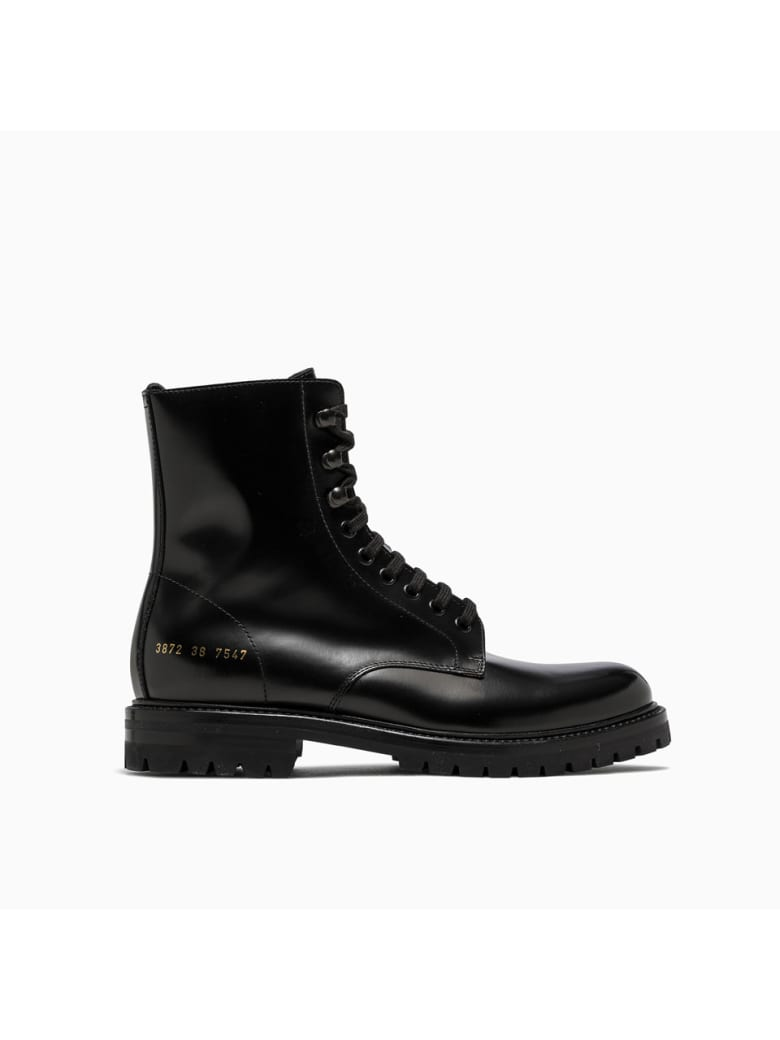 Common Projects Combat Boots 3872 - 7547