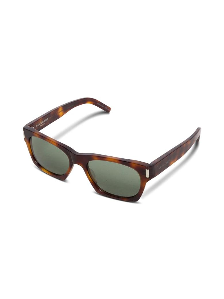 Saint Laurent Sl 402 Tortoise Sunglasses - Brown