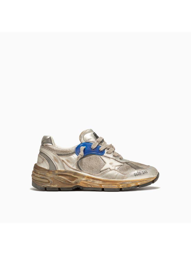 Golden Goose Running Dad Sneakers Gwf00199 F001211 - 70137