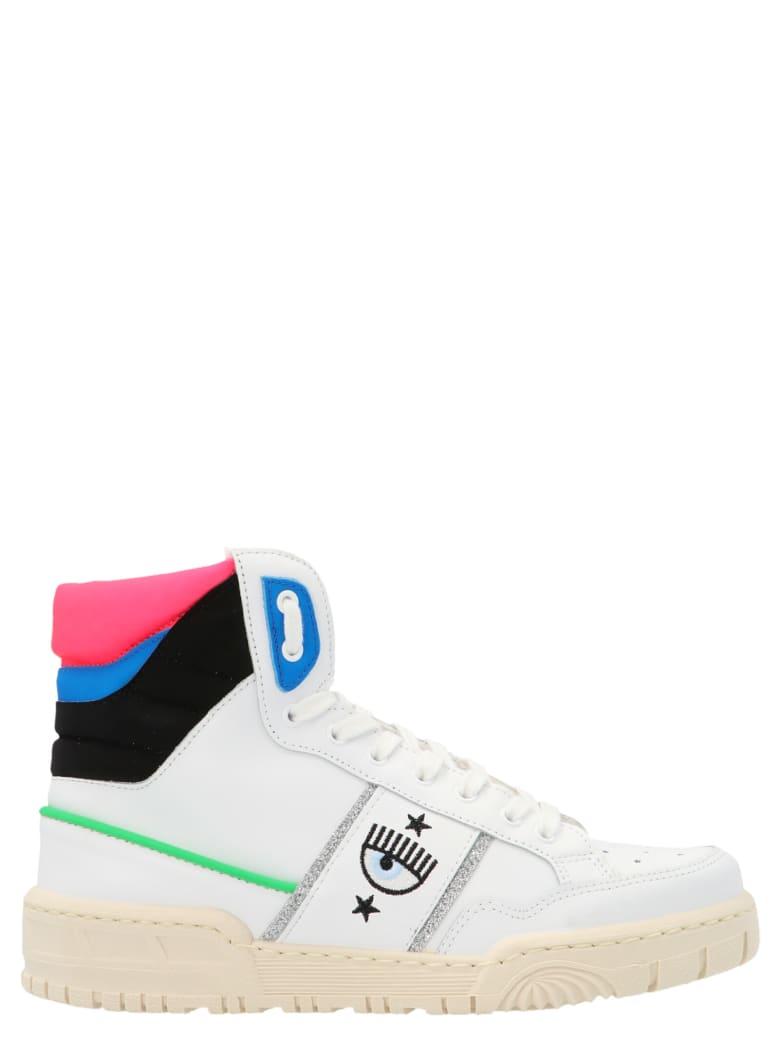 Chiara Ferragni 'cf1 High' Shoes - Multicolor