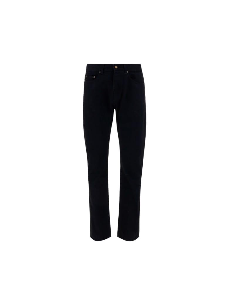 Saint Laurent Etienne Jeans - Worn black