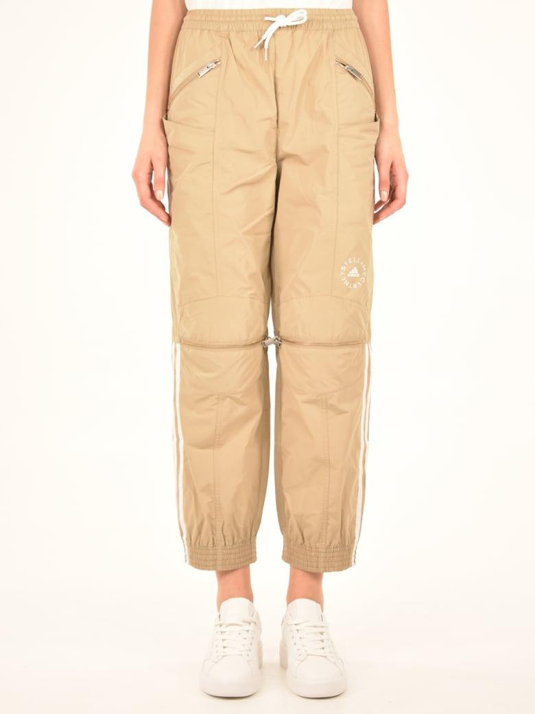 Stella McCartney Beige Sports Trousers - Beige