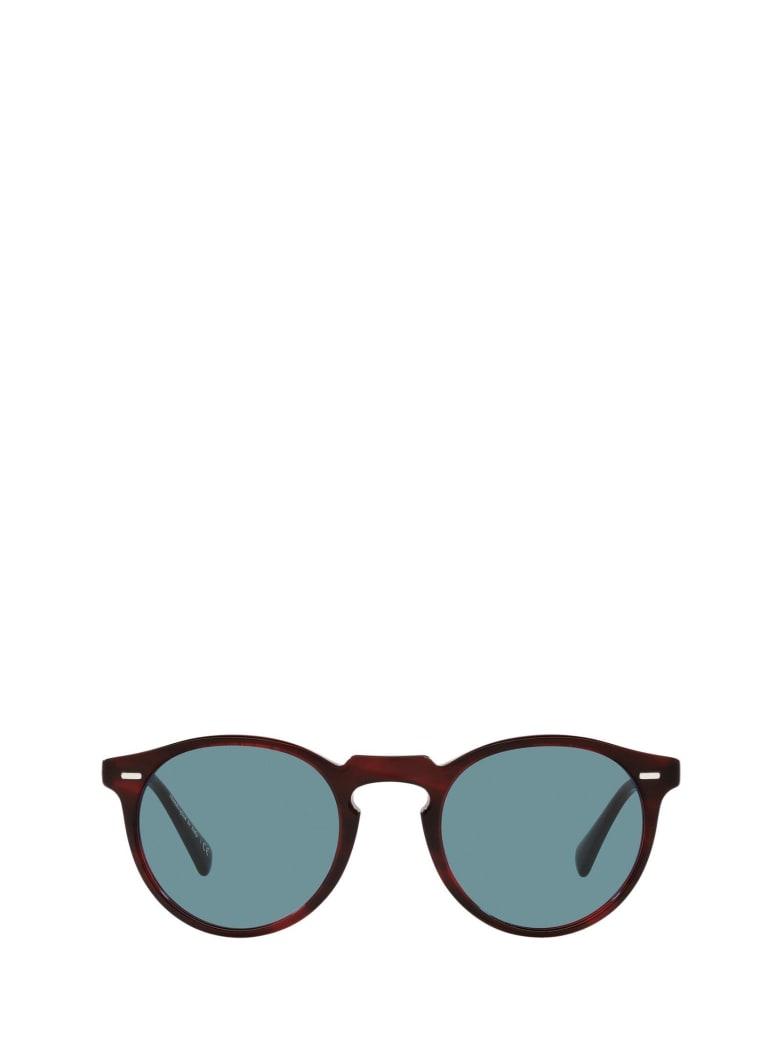 Oliver Peoples Oliver Peoples Ov5217s Bordeaux Bark Sunglasses - Bordeaux Bark
