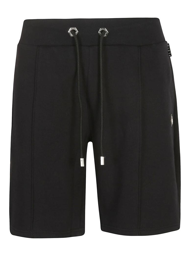 Philipp Plein Iconic Jogging Shorts - Black