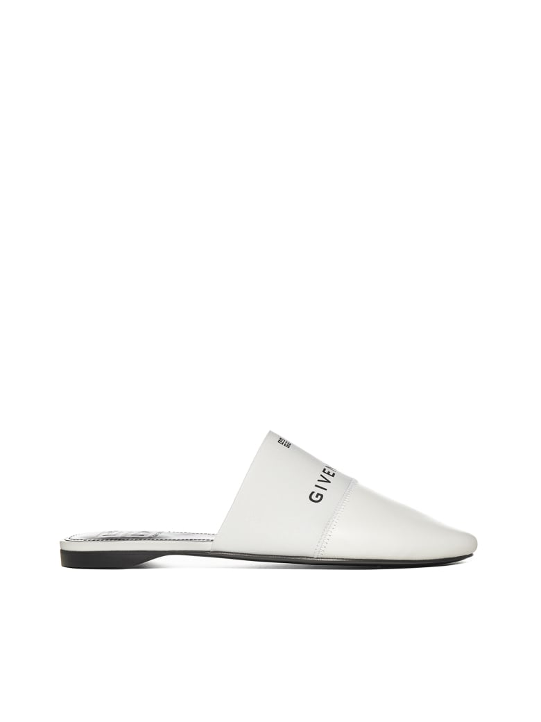 Givenchy Flat Shoes - White