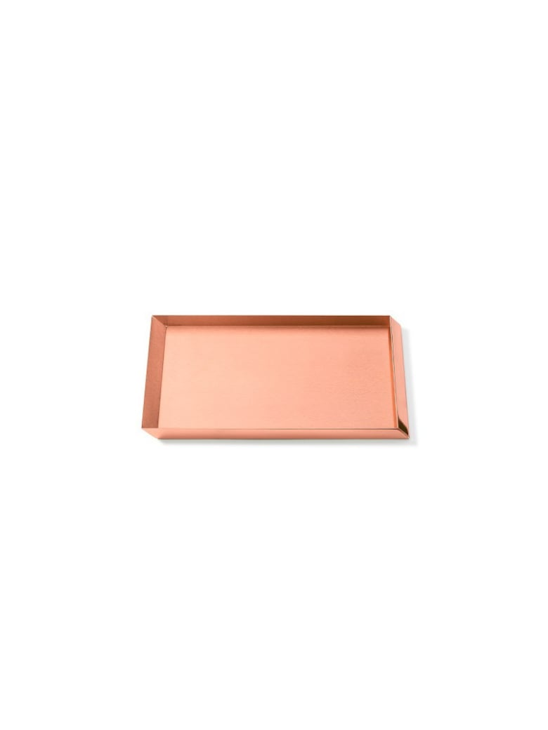 Ghidini 1961 Axonometry - A4 Tray Rose Gold - Rose gold