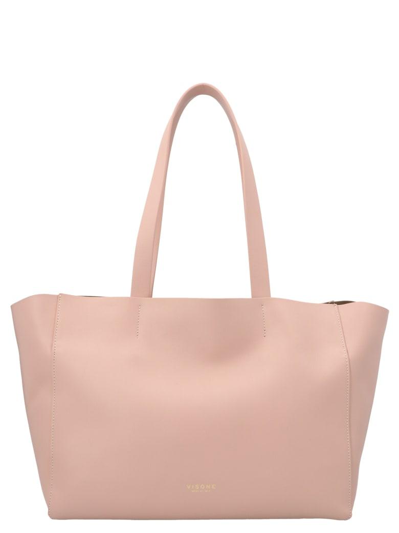 Visone 'amanda' Bag - Pink