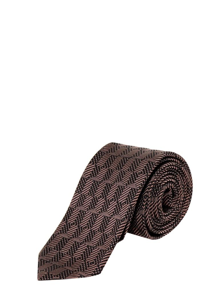 Nicky Tie - Brown