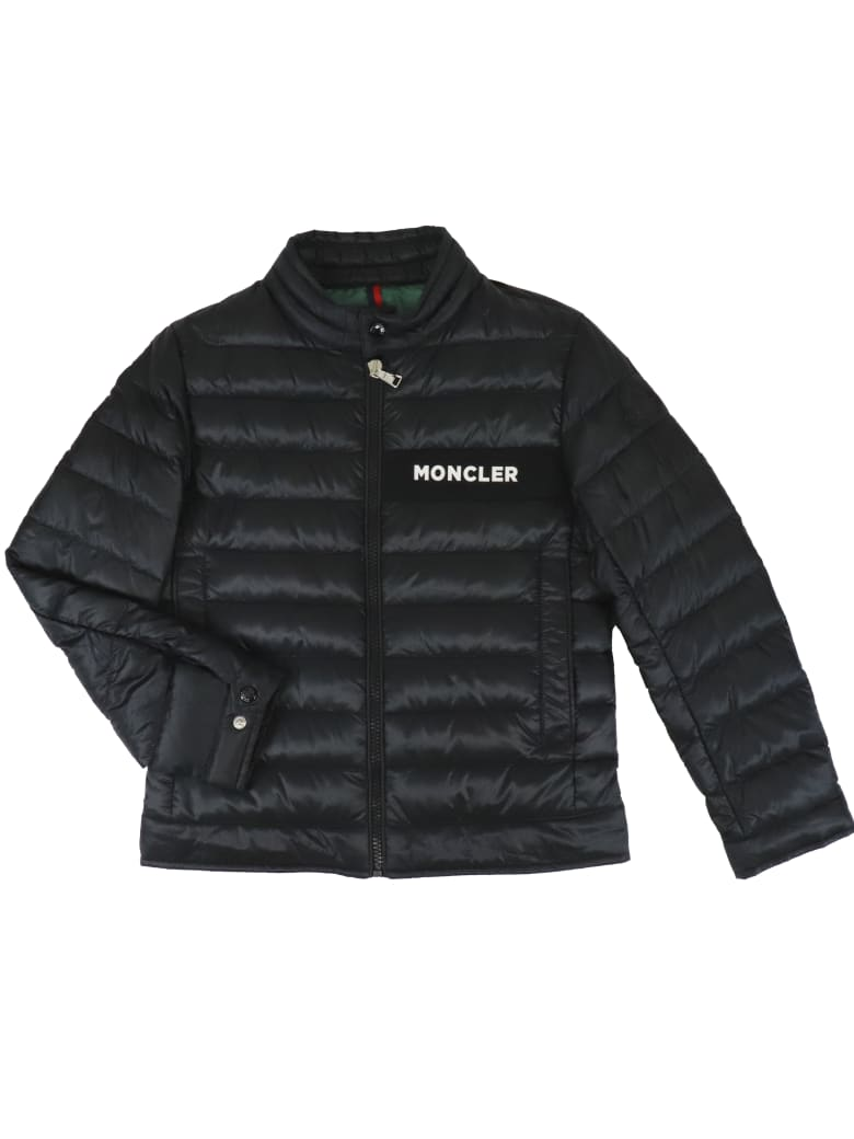 Moncler Nasses Down Jacket - BLACK