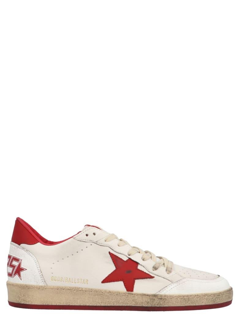 Golden Goose 'ballstar' Shoes - White