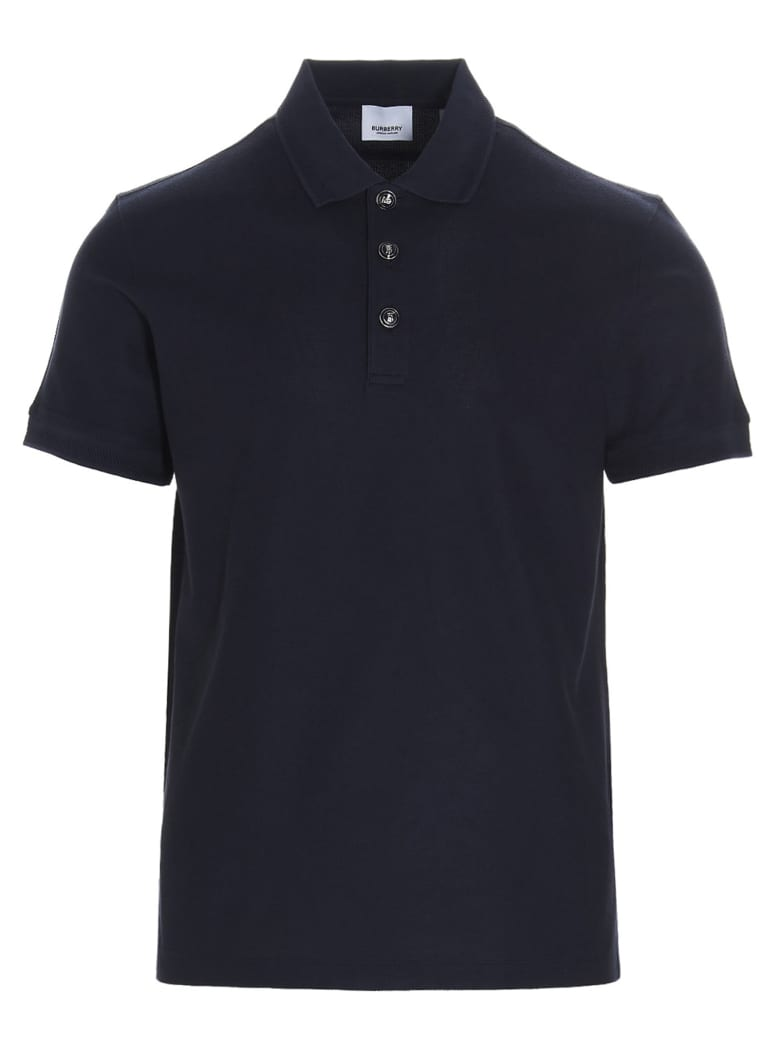 Burberry 'goldman' Polo - Blue