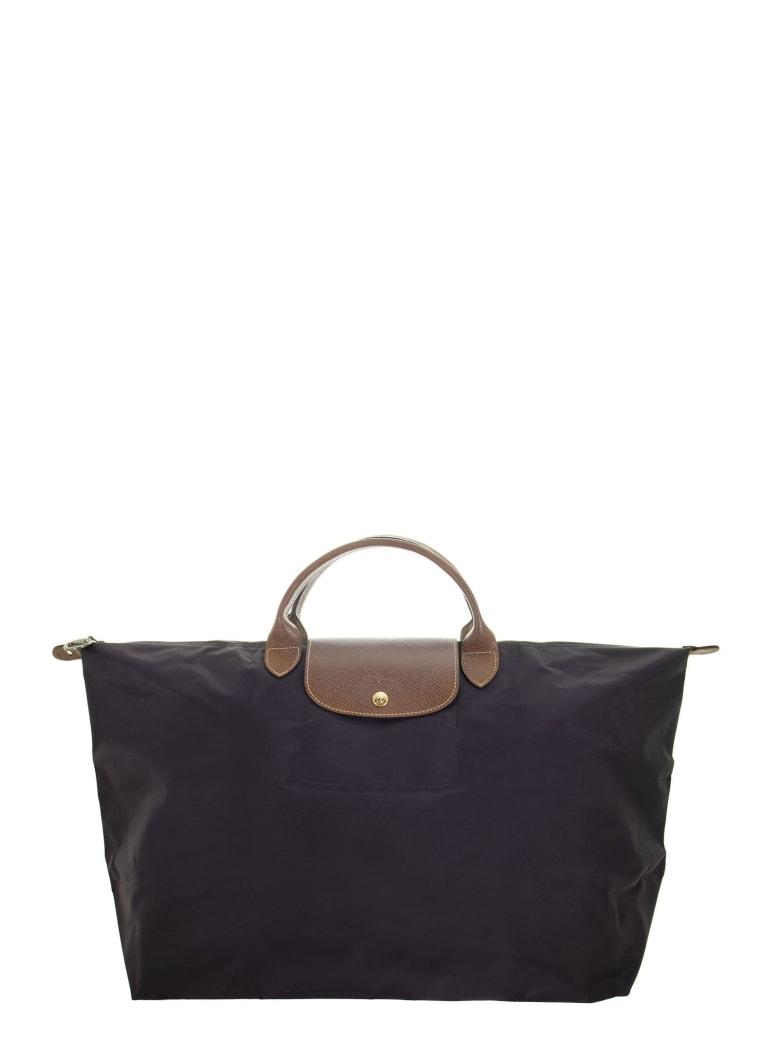 Longchamp Le Pliage - Original Travel Bag - Blueberry