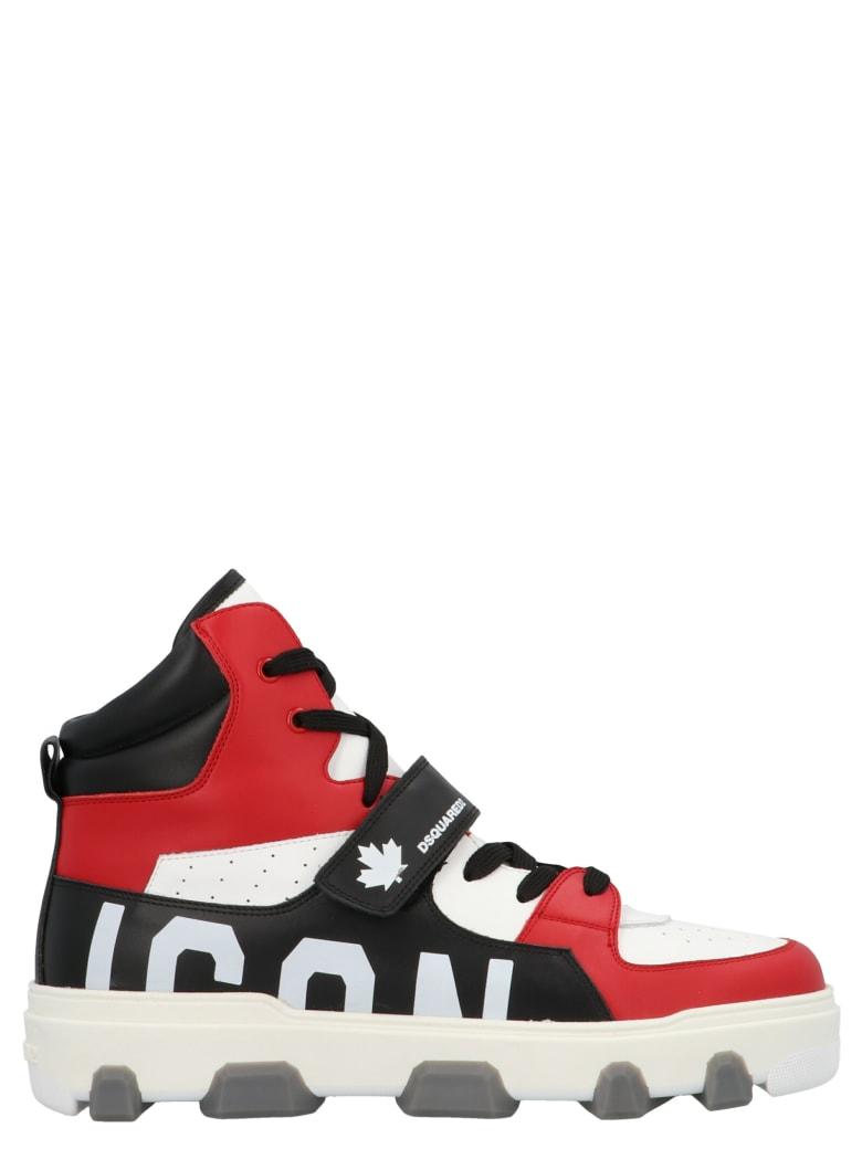 Dsquared2 'icon' Shoes - Multicolor