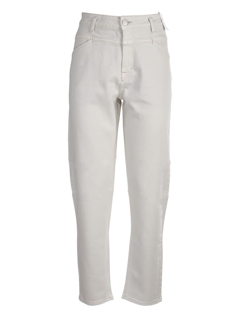 Closed Cotton Jeans - Beige