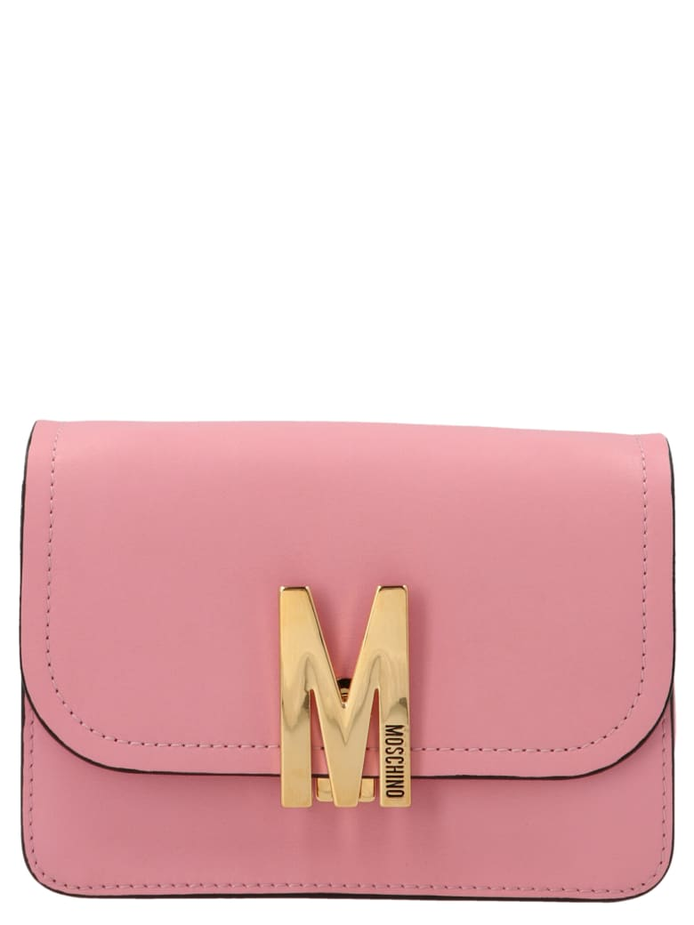 Moschino Bag - Pink