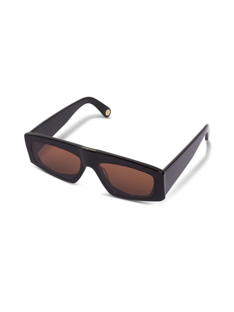 Jacquemus Les Lunettes Yauco Sunglasses - Black