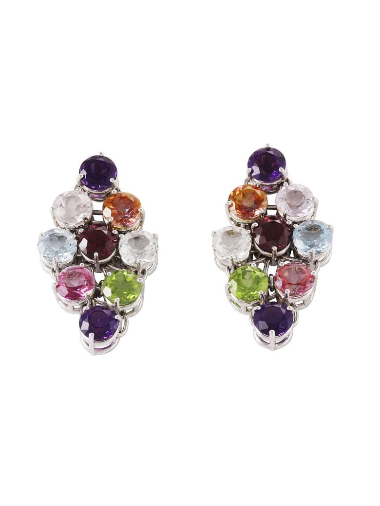 Lo Spazio Jewelry Lo Spazio Autunno Earrings - Multicolor