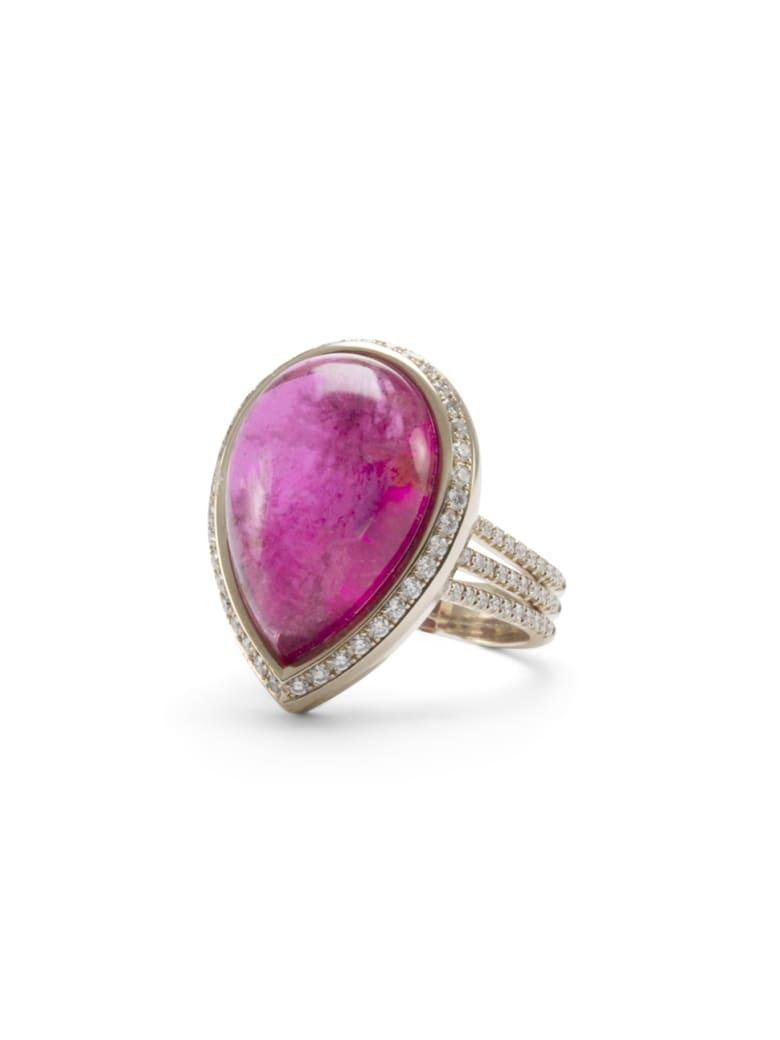 Lo Spazio Jewelry Lo Spazio Rubellite Ring - Pink