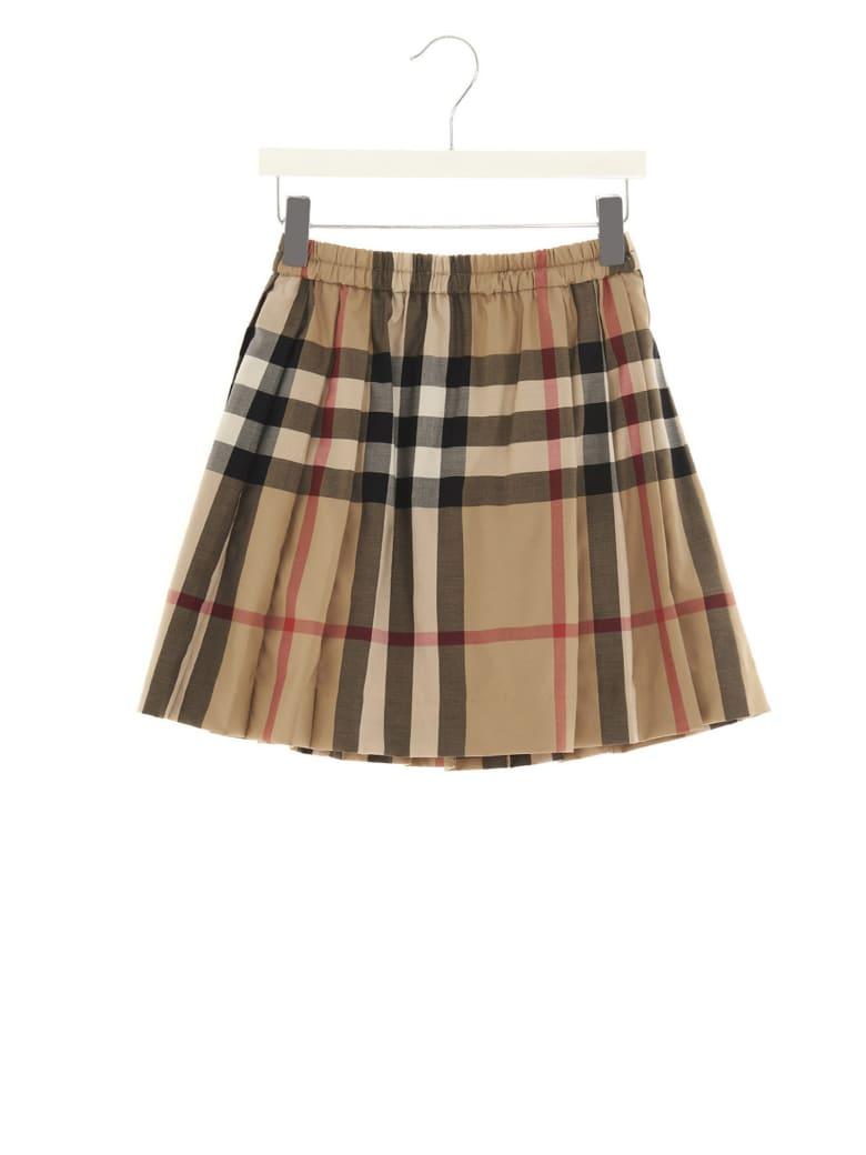 Burberry 'hilde' Skirt - Multicolor