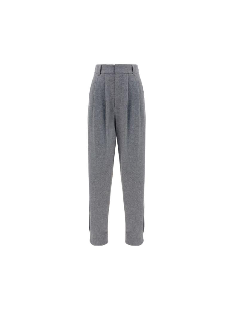 Brunello Cucinelli Pants - Graphite