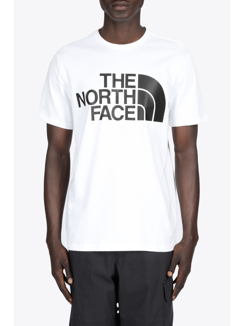 The North Face Standard Ss Tee - Bianco