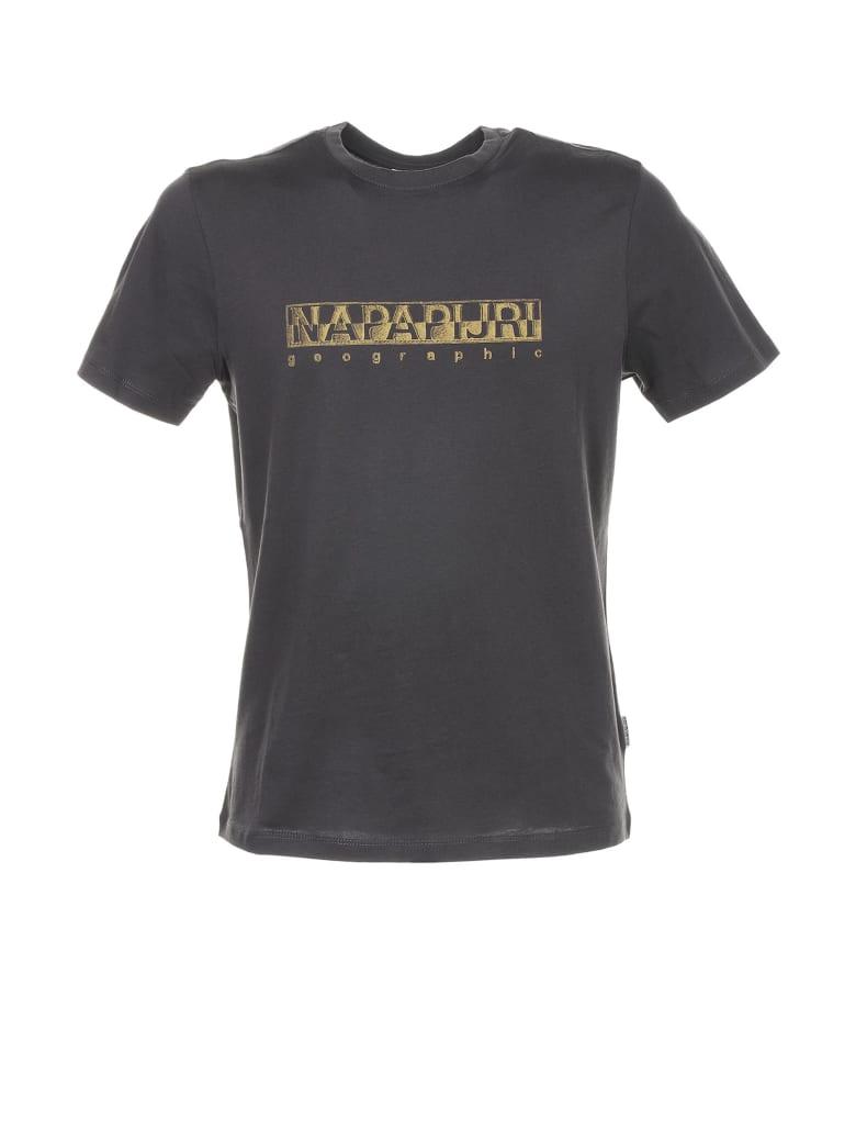 Napapijri T-Shirt - GRIGIO
