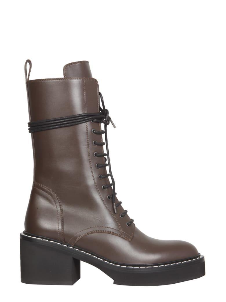 Khaite Cody Boots - Marrone