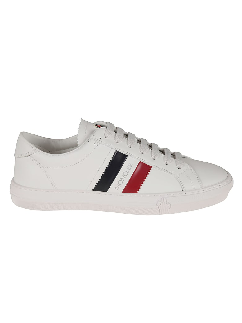 Moncler New Monaco Sneakers - White