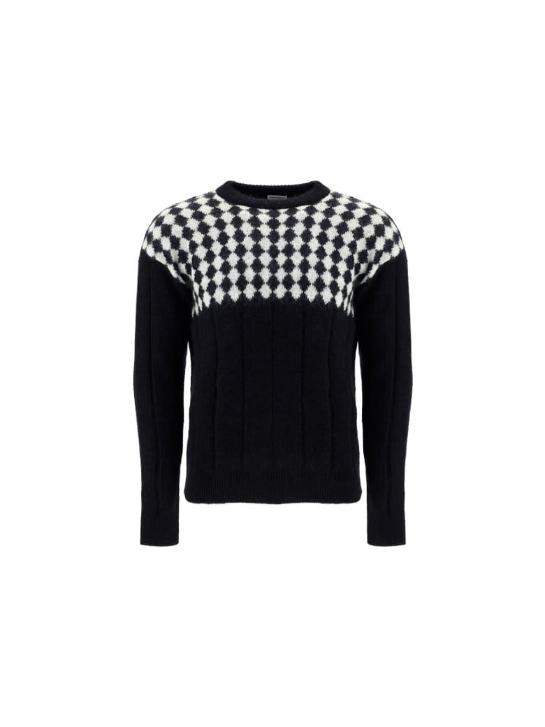 Saint Laurent Sweater - Noir/naturel