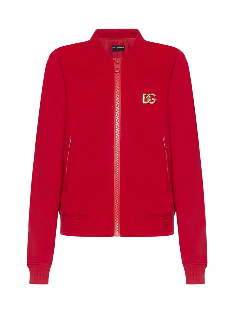 Dolce & Gabbana Jacket - Rosso scurissimo