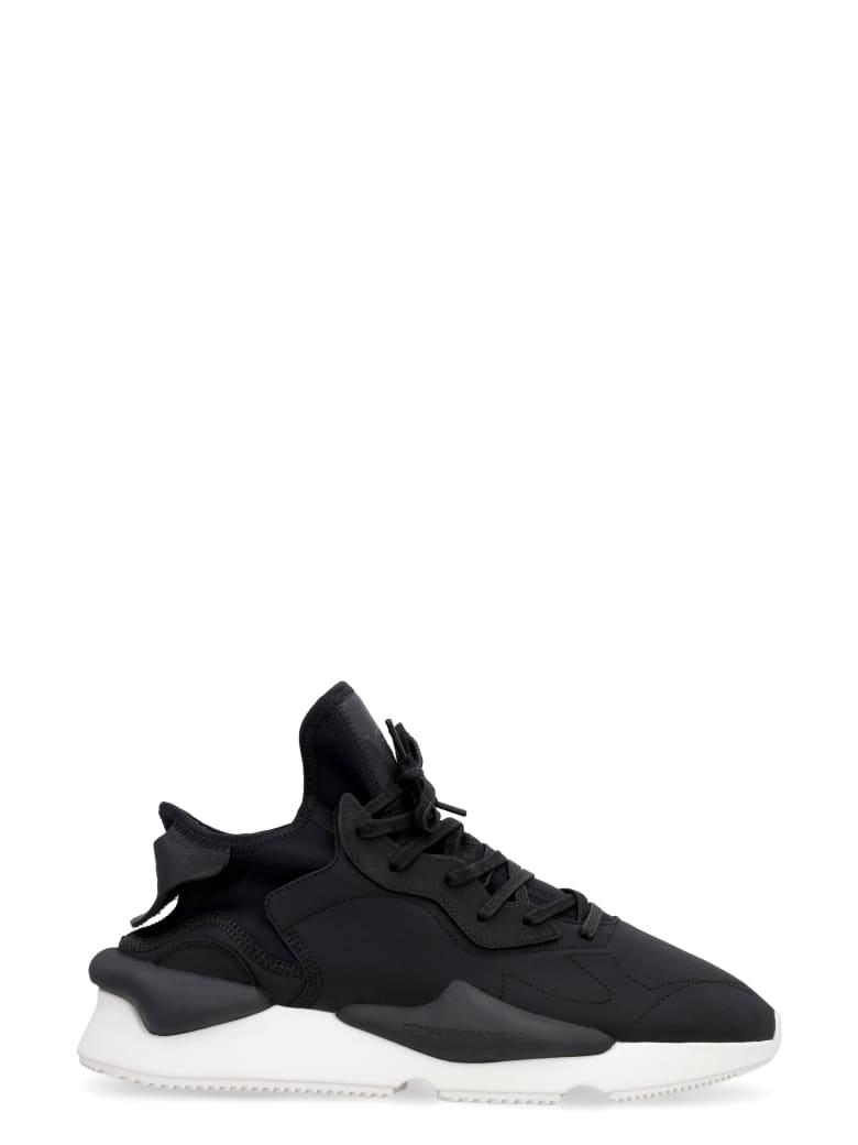 Y-3 Kaiwa Low-top Sneakers - black