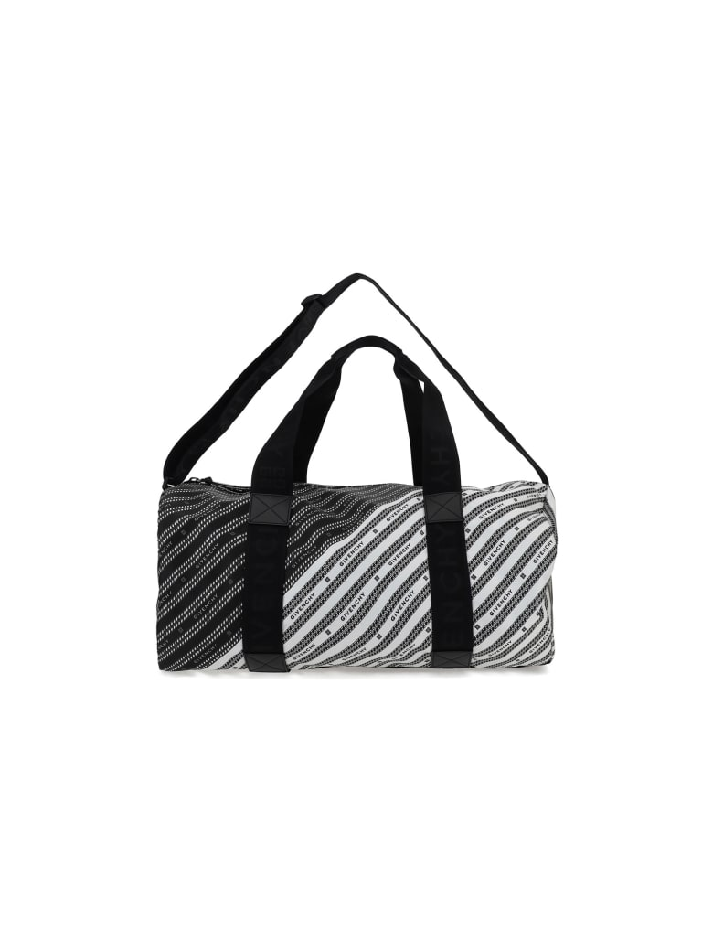 Givenchy Travel Bag - Nero e Bianco