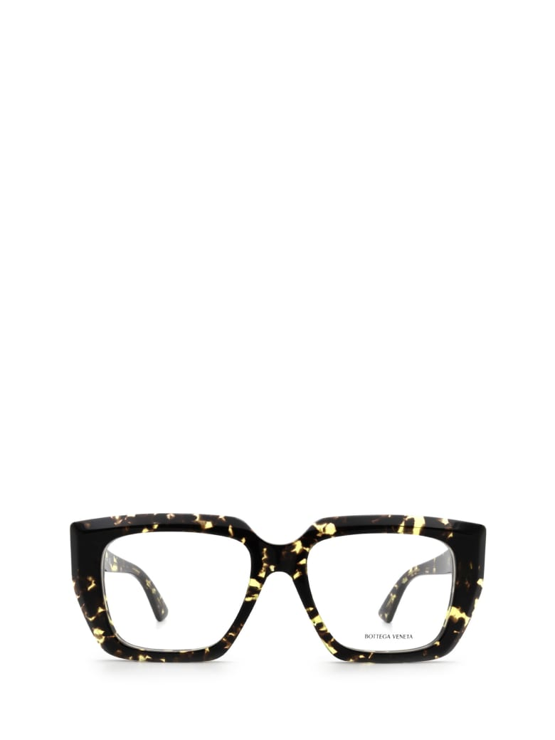 Bottega Veneta Bottega Veneta Bv1032o Havana Glasses - Havana