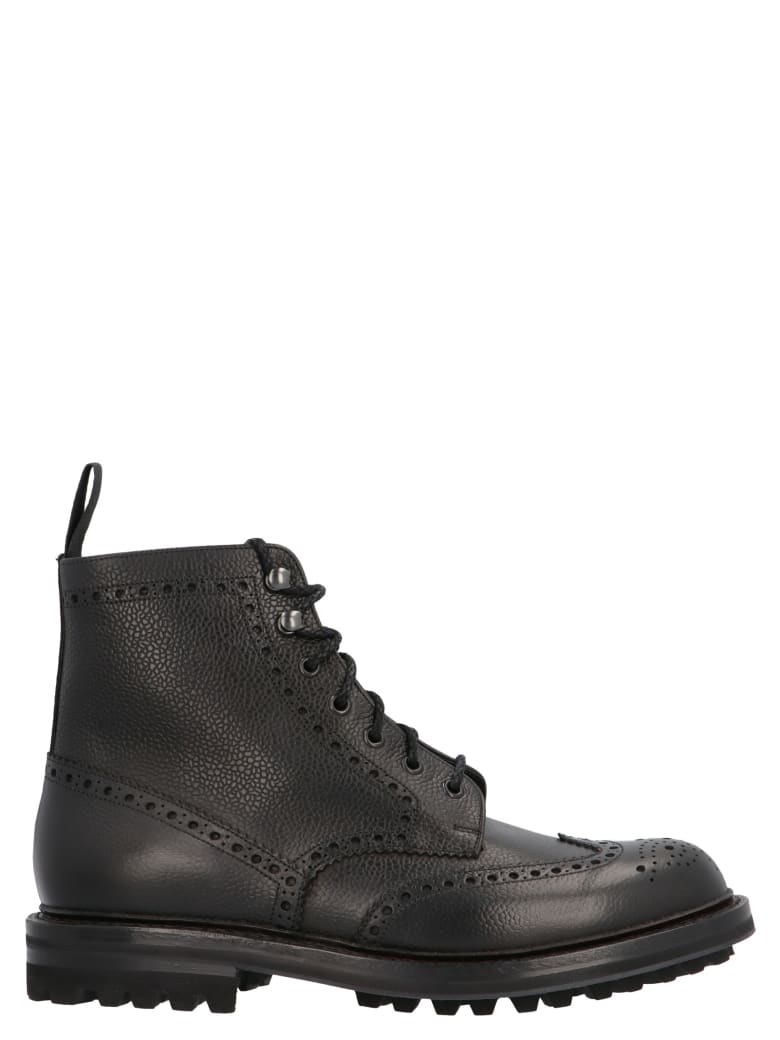 Church's 'mcfarlane' Shoes - Black