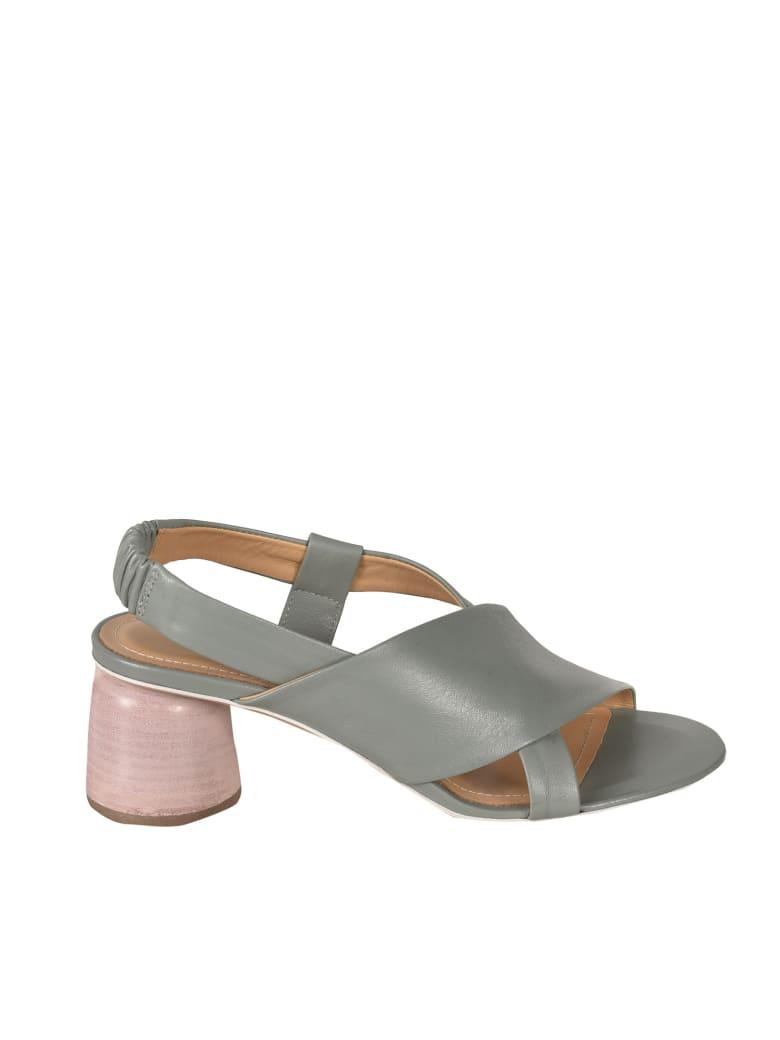 Halmanera Bea 32 Sandals - Green