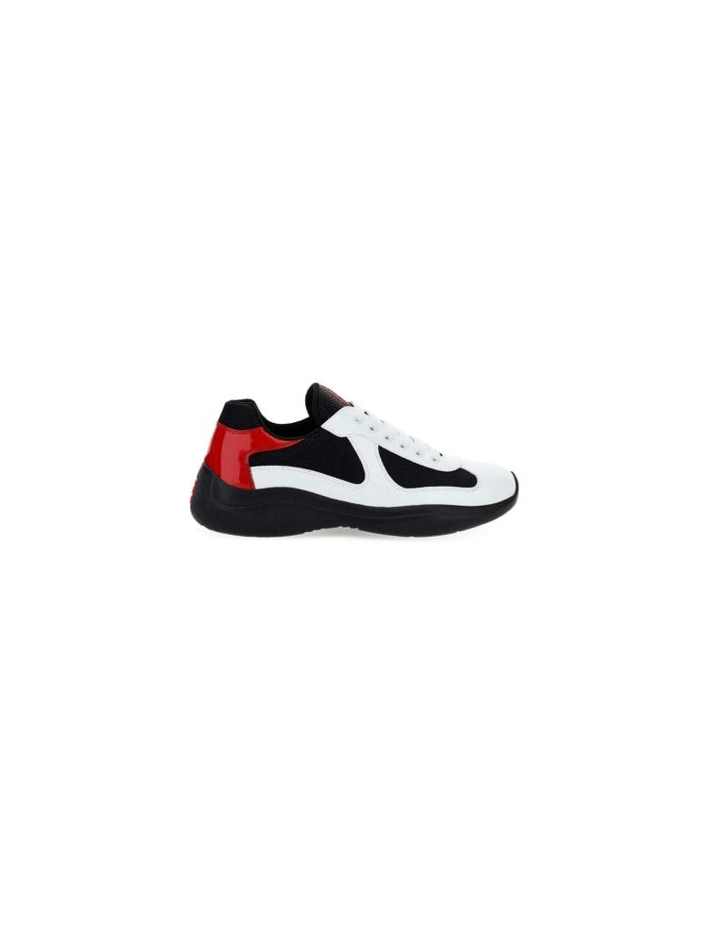 Prada New Americans Cup Sneakers - Multi-colour