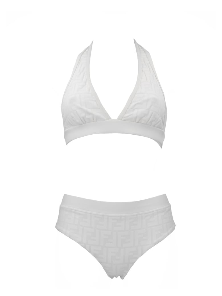 Fendi Bikini - White