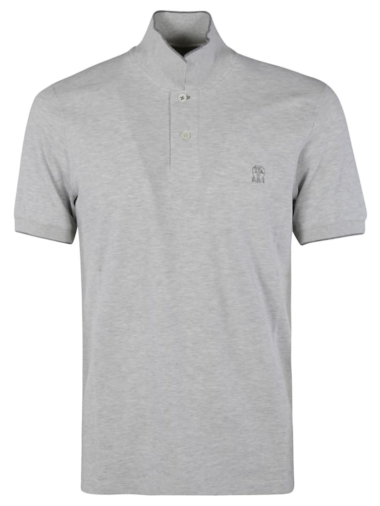 Brunello Cucinelli Shirt - GREY