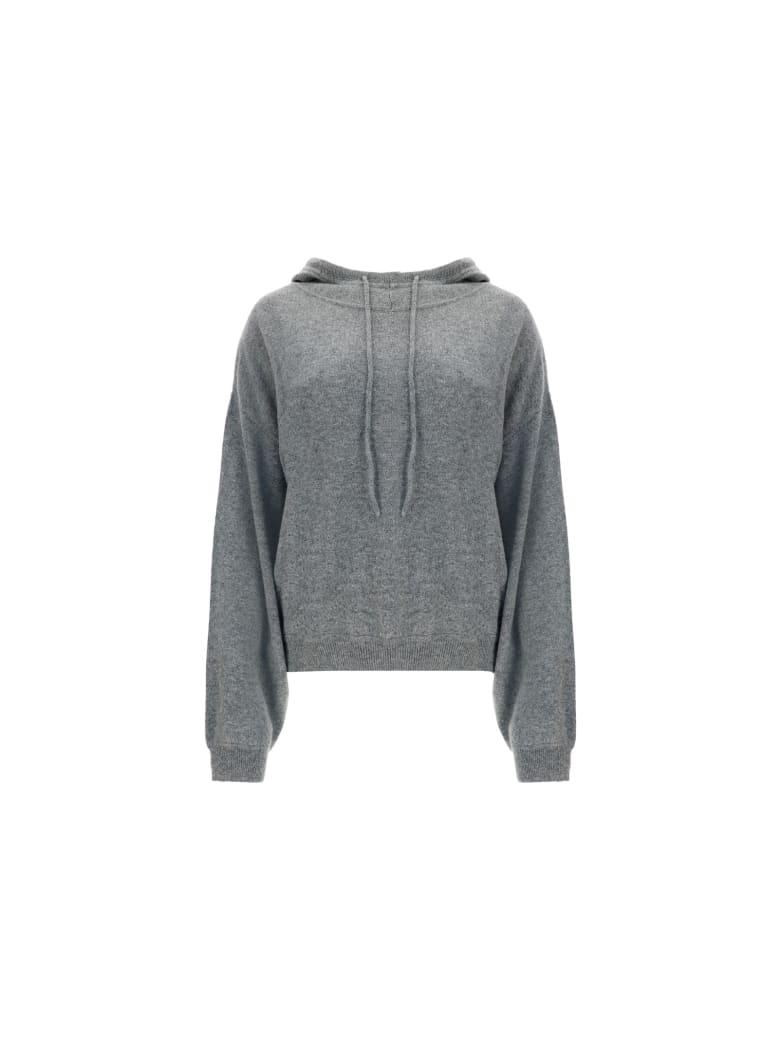 Loulou Studio Sweatshirt - Grey melange