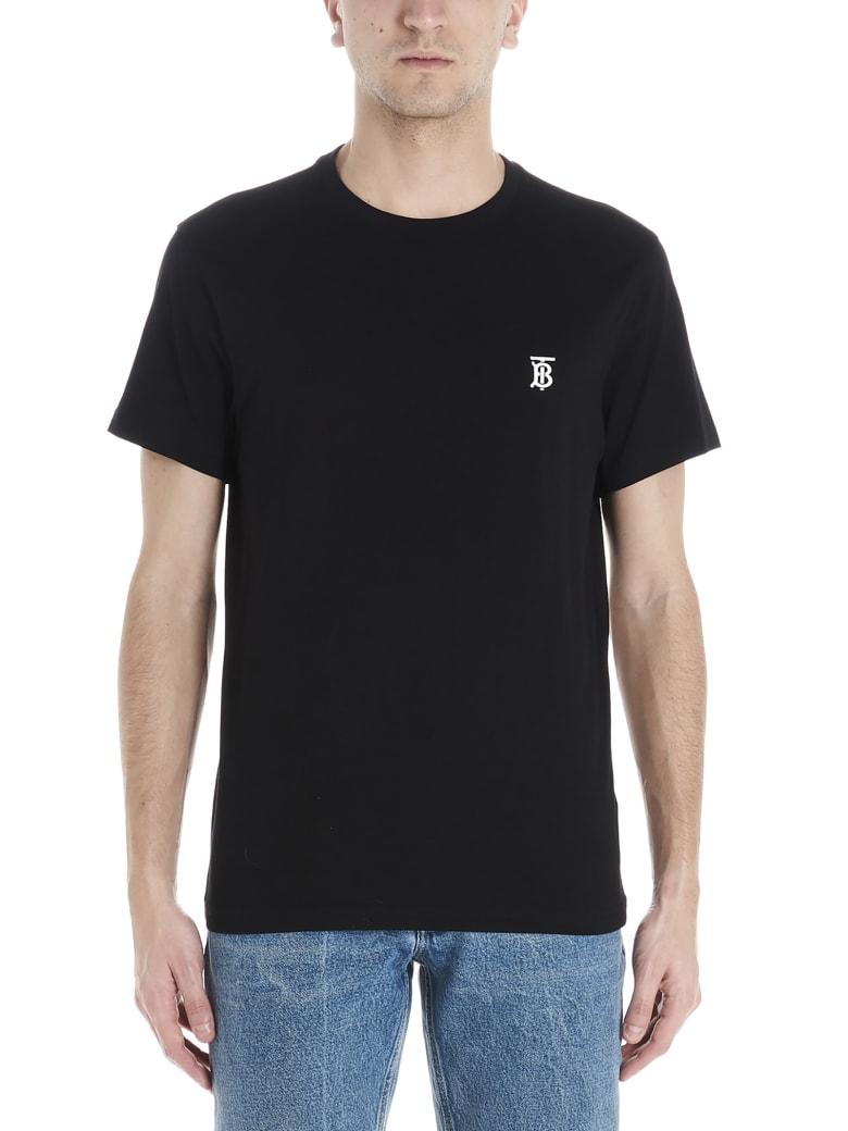 Burberry 'parker' T-shirt - Black