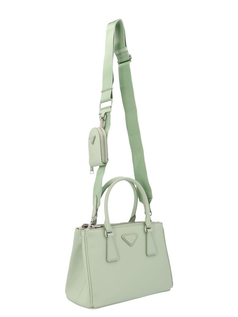 Prada 'galleria' Bag - Green