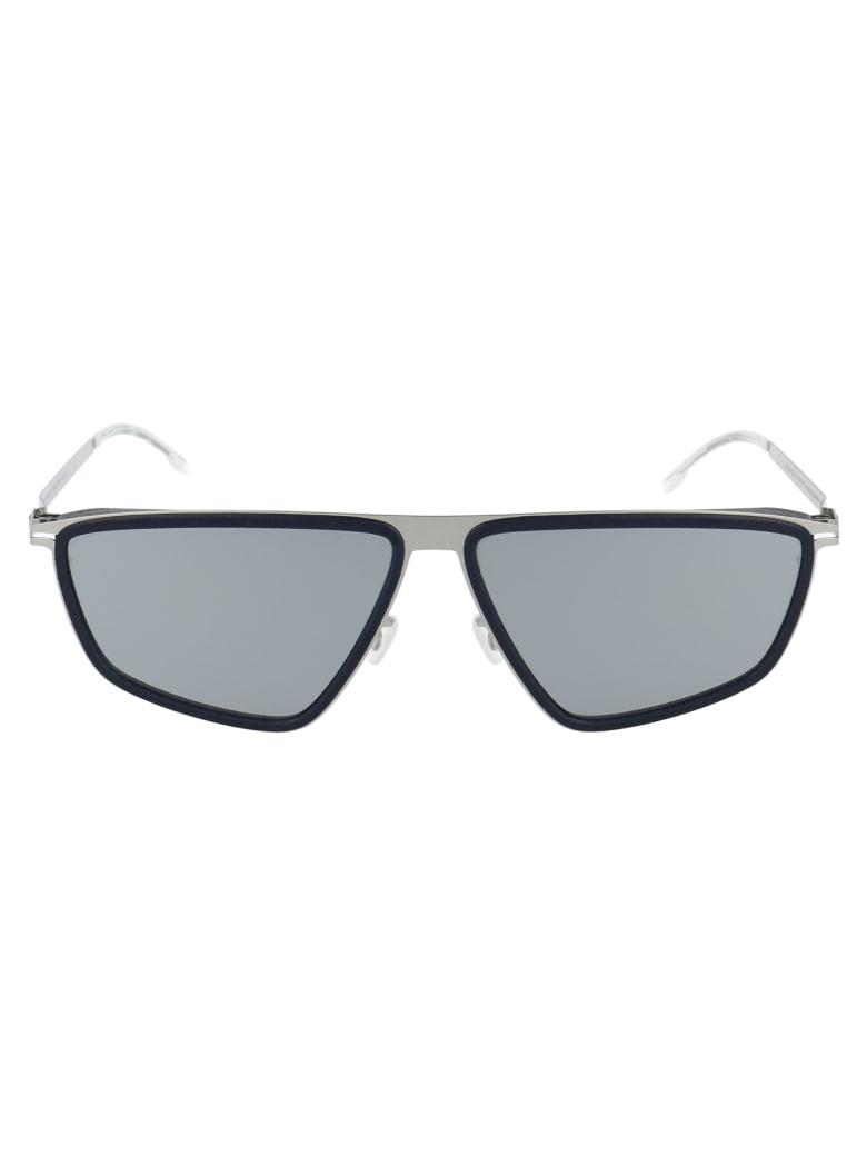 Mykita Tribe Sunglasses - 309 MH10 NAVYBLUE/SSL