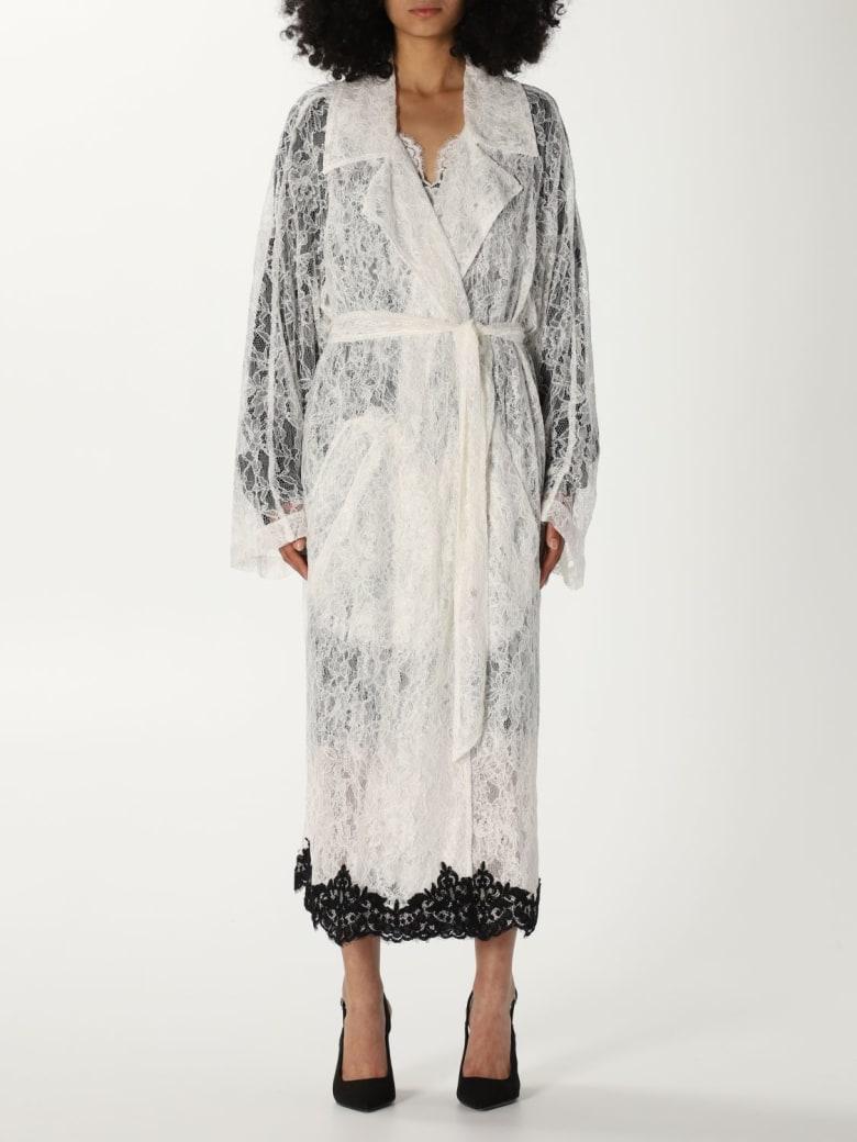 Anna Molinari Trench Coat Coat Women Anna Molinari - White