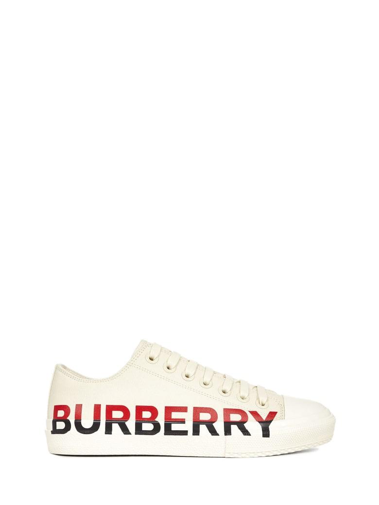 Burberry Sneakers - Cream