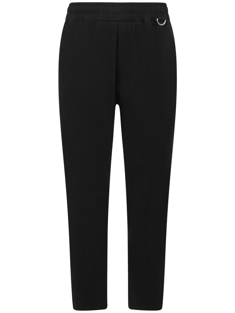 Low Brand Trouser - Black