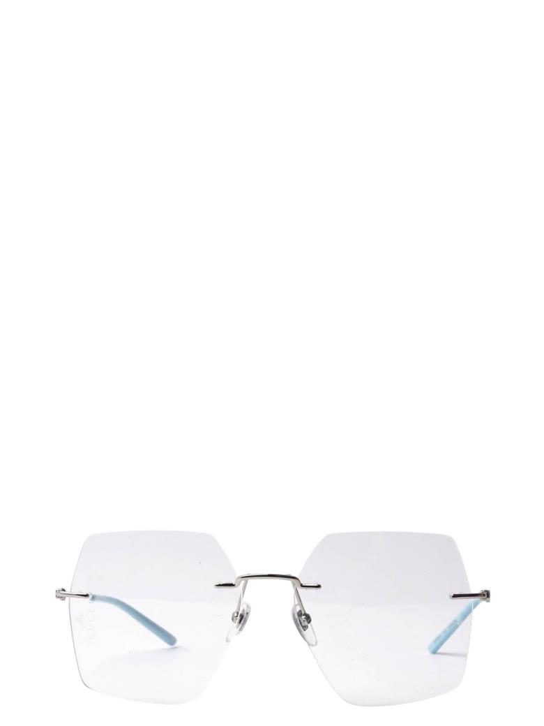 Gucci Gucci Gg0683o Silver Glasses - Silver