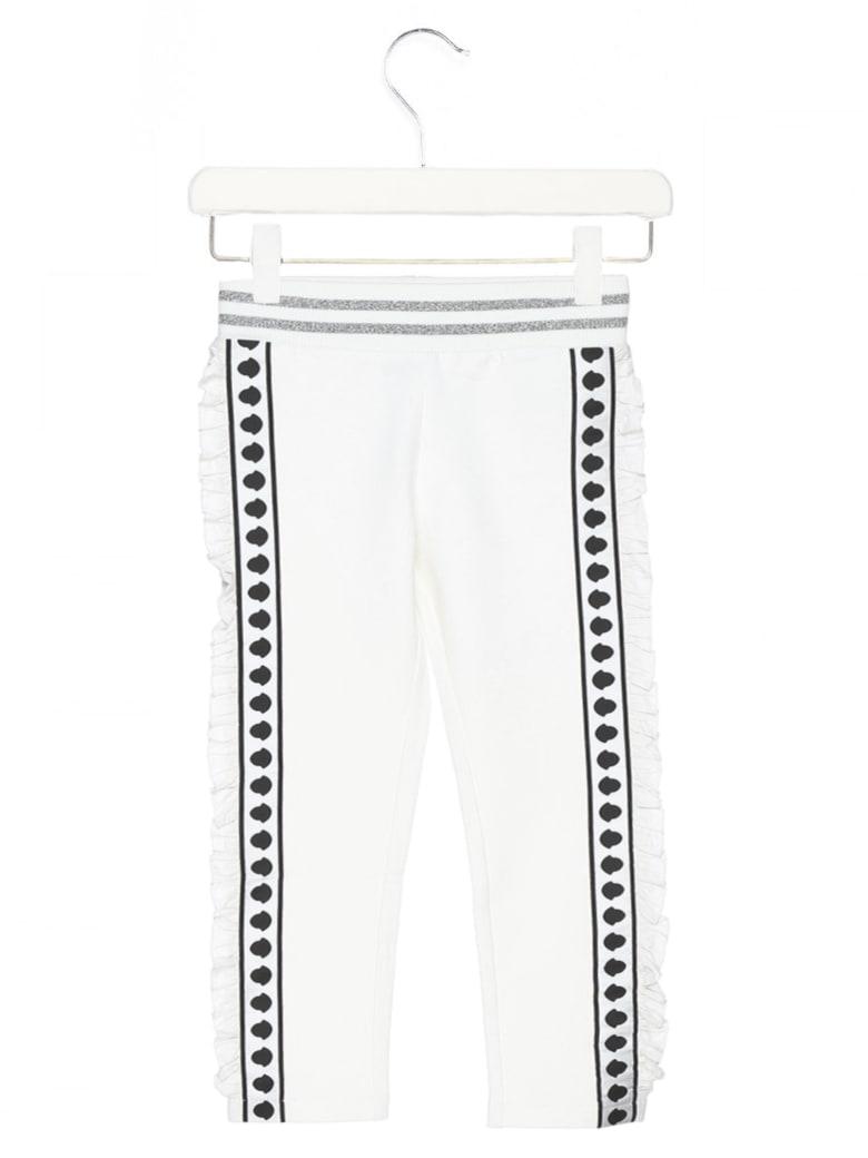 Moncler Sweatpants - White