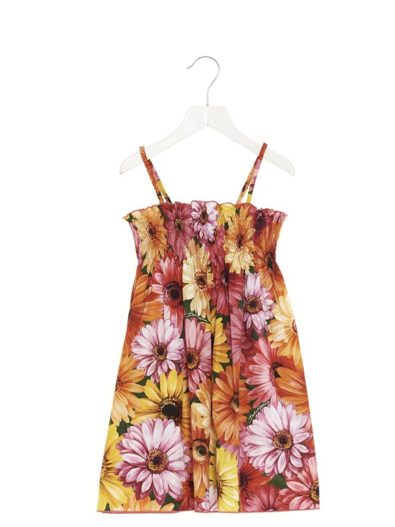 Dolce & Gabbana 'dg Pop' Dress - Multicolor