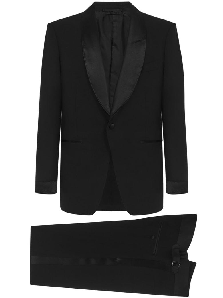 Tom Ford Suit - Black