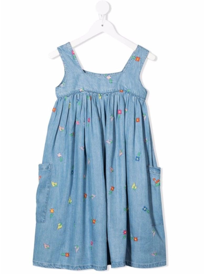 Stella McCartney Kids Floral Lyocell Dress - Multicolor